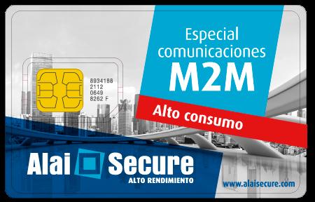 AlaiSecure - SIM: Alto Consumo