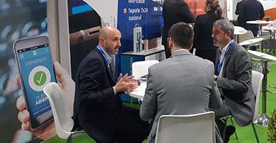 Alai presenta en Vendibérica su oferta en Seguridad Telco para Operadores de Vending
