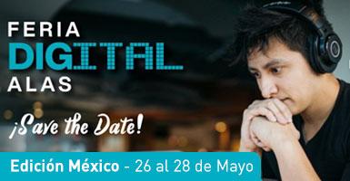 Alai Secure participa como ponente en la Feria Digital ALAS México 2020