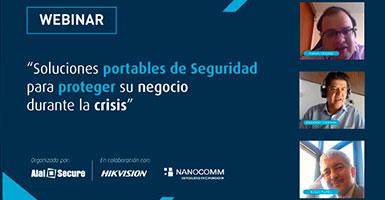 Alai Secure organiza un webinar con los principales fabricantes de dispositivos de seguridad de Colombia: NanoComm y Hikvision