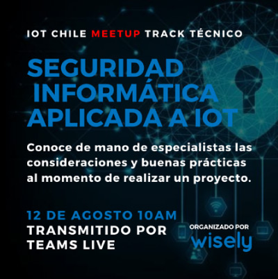 AlaiSecure - Noticias: Meetup Wisely