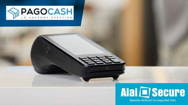 AlaiSecure - Noticia: PagoCash refuerza sus sistemas de comunicaciones con la SIM de Alai  Secure especial para comunicaciones M2M