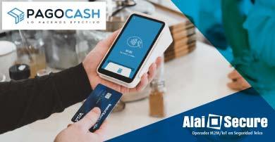 Caso de éxito:  PagoCash refuerza sus sistemas de comunicaciones con la tecnología de última generación de Alai Secure