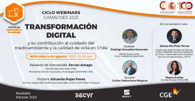 Alai Secure participa como ponente en el seminario virtual sobre transformación digital y medio ambiente en Chile