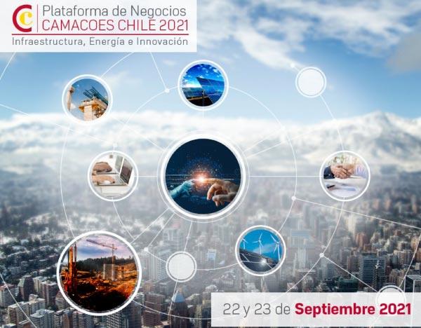 AlaiSecure - Noticia: Plataforma de Negocios CAMACOES Chile 2021